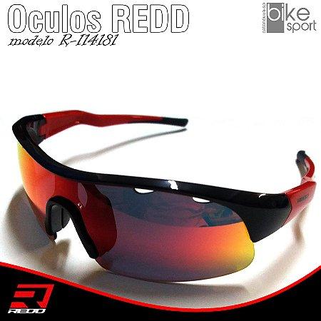 Oculos Redd com 5 lentes Mod R-I14181