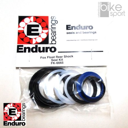 Kit Suspensão Enduro Fox 27mm Shocks Float FK-6665