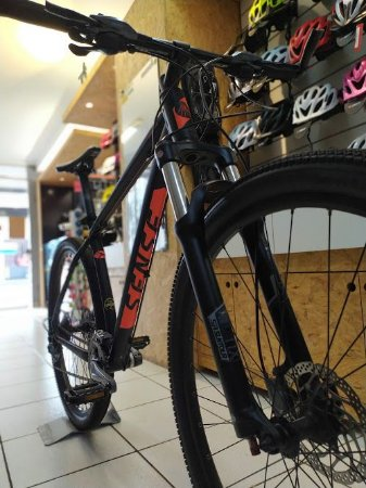 Bicicleta Sense Impact Pro 2018 27V Alivio Aro 29 Tamanho L (19)