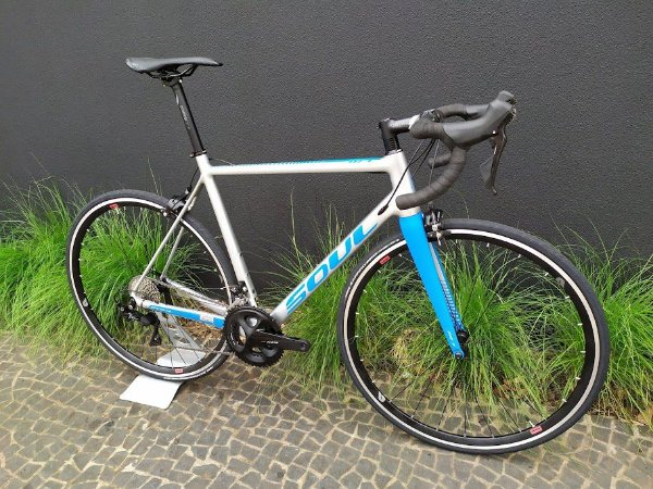 Bicicleta 3R3 Carbon Shimano 105 Black Tam 56