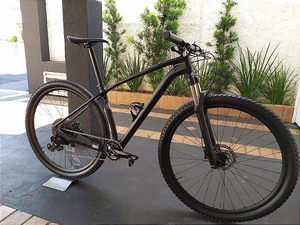 Bicicleta SOUL Vesuvio Preta 12V Tamanho 17