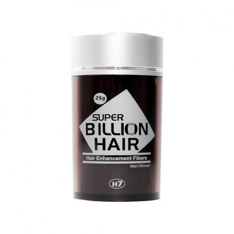 Disfarce Para Calvície Castanho Claro 25g Super Billion Hair
