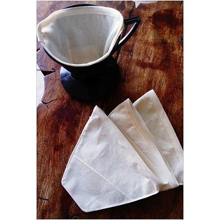Saquinho de Café e Chá by Aline Galvão