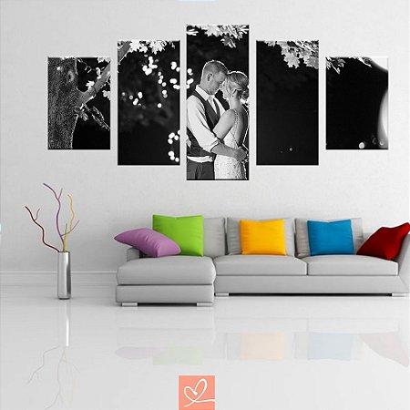 Conjunto de Telas Canvas Personalizado