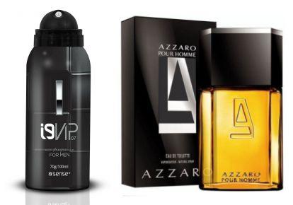 Perfume Aerossol i9Vip 07 - Ref. Azzaro