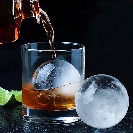 Forma de Gelo 3D Bola de Gelo Perfeita
