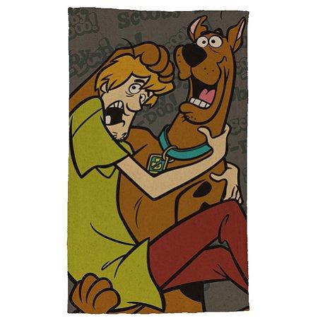 Pano de Prato Scooby e Salsicha