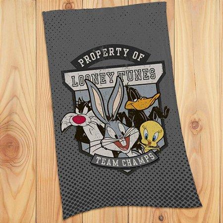 Pano de Prato Looney Tunes Team Champs