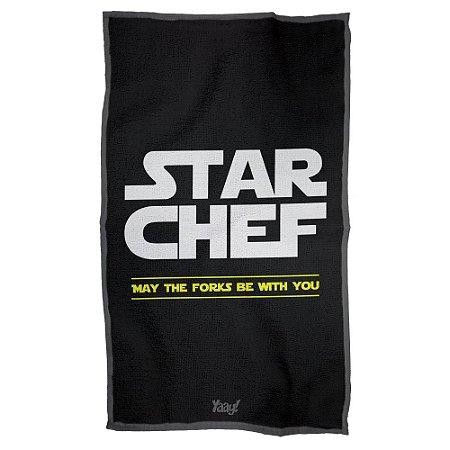 Pano Multiuso em Microfibra Star Chef