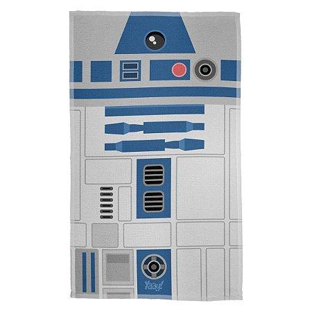 Pano Decorativo Multiuso Geek Side Faces - R2