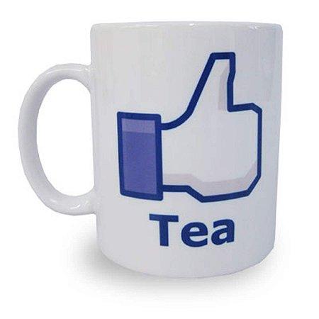 Caneca Like Tea - Curtir Chá