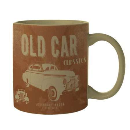 Caneca General Motors Retrô Old Car