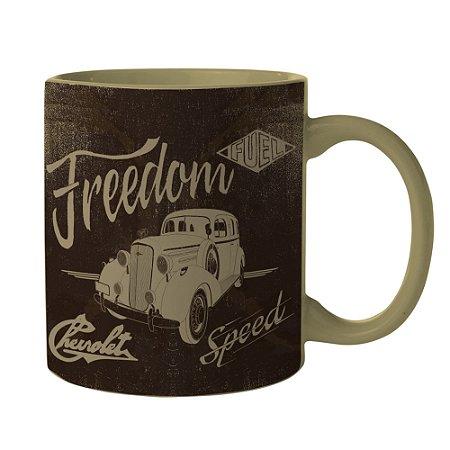Caneca General Motors Retrô Freedom