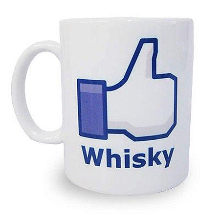Caneca Like Whisky - Curtir Whisky
