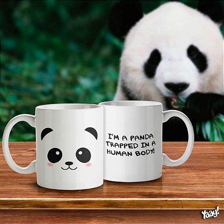 Caneca I'm a Panda