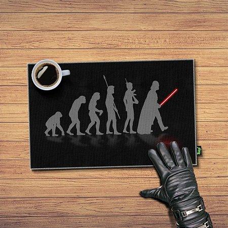 Jogo Americano Geek Evolution - 2 peças