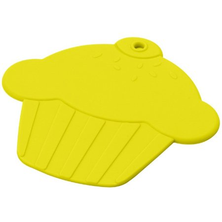 Descanso para panela Cupcake - amarelo