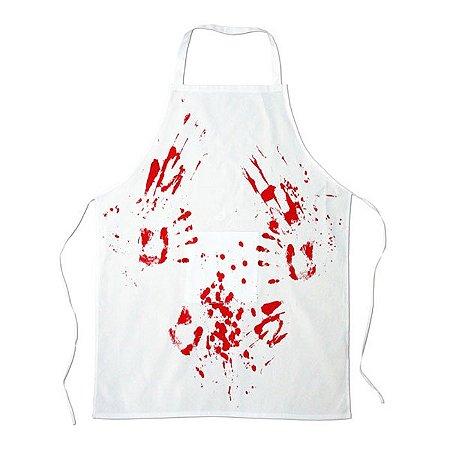 Avental Butchers Apron - algodão