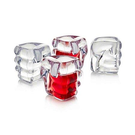 Jogo de copos pinga Punho - Slammers