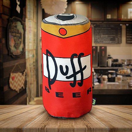 Almofada Lata de cerveja Puff Beer