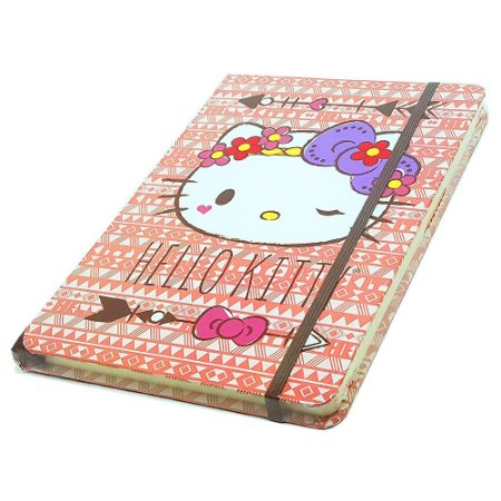 Caderninho Hello Kitty Purple Lace