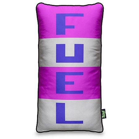 Almofada Retrô Video Game Fuel