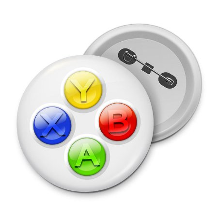 Botton Joystick ABYX