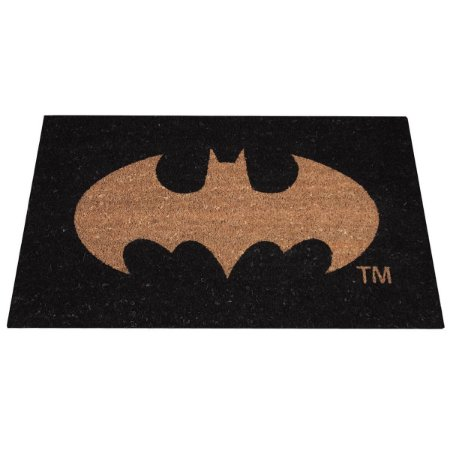 Capacho de fibra de coco DC Batman
