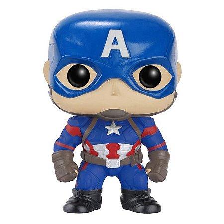 Funko POP Marvel Capitão América