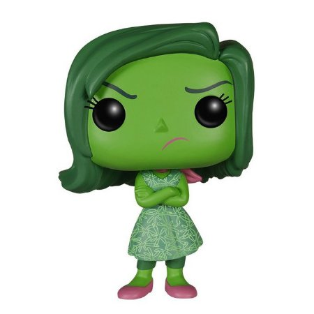 Funko POP Disney Pixar Inside Out Disgust