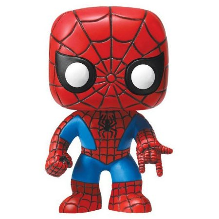 Funko POP Marvel Spiderman Homem Aranha