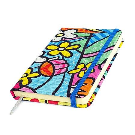 Caderneta de Anotação Arte moderna - estampa sortida