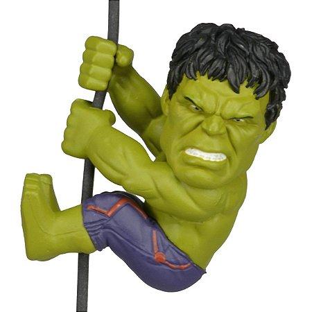 Miniatura Scalers Marvel Vingadores Hulk