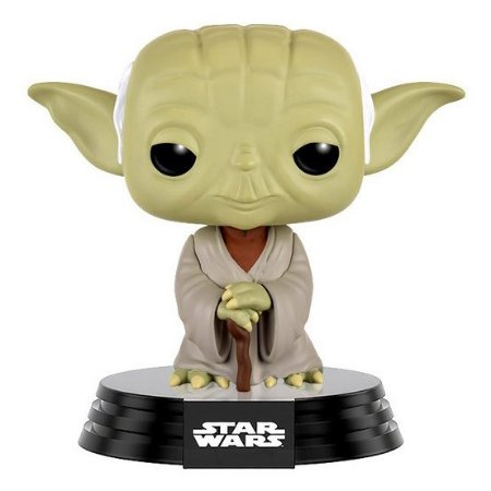 Funko POP Star Wars Dagobah Yoda