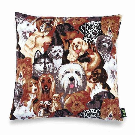 Almofada Texturas - Cães