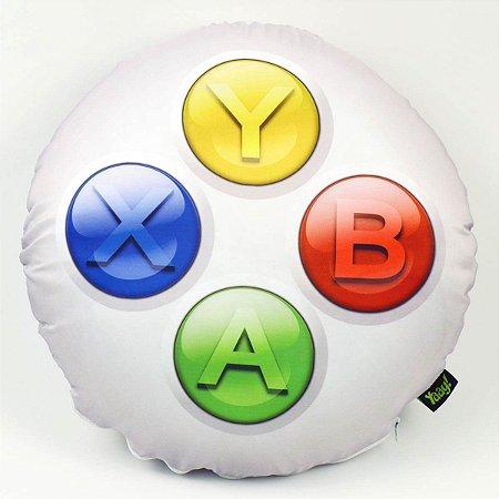 Almofada Gamer Joystick ABYX