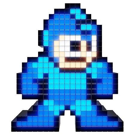 Luminária Pixel Pals Capcom - Mega Man