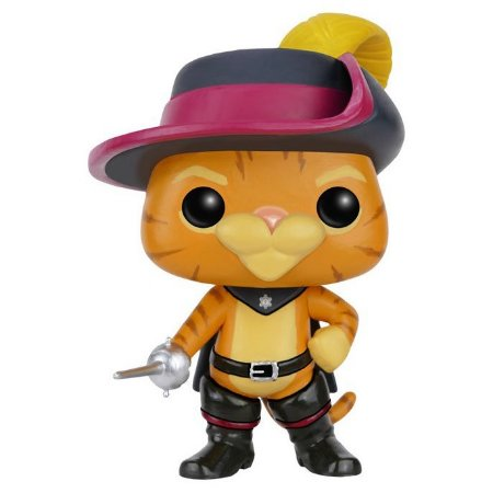 Funko POP Movies Shrek Puss in boots - Gato de Botas
