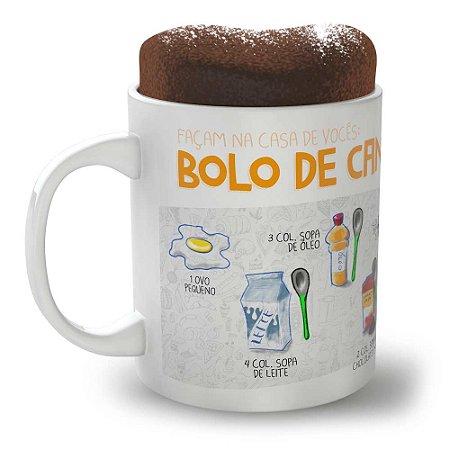 Caneca Ana Maria Brogui - Bolo de Caneca
