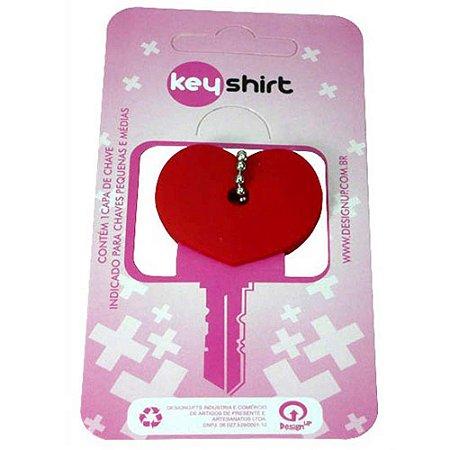 Capa de chave Coração