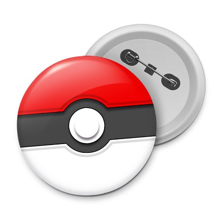 Botton Pokébotton Poketball