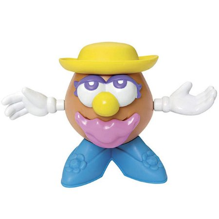 Mini Mrs Potato Head - Mini Sra Cabeça de Batata Fashion - Hasbro