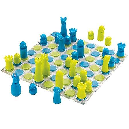 Jogo de Xadrez Playmate Umbra