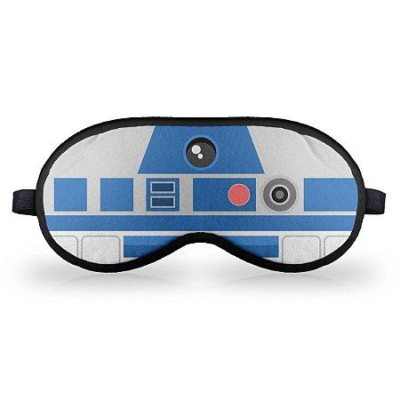 Máscara de Dormir em neoprene Geek Side Faces - R2