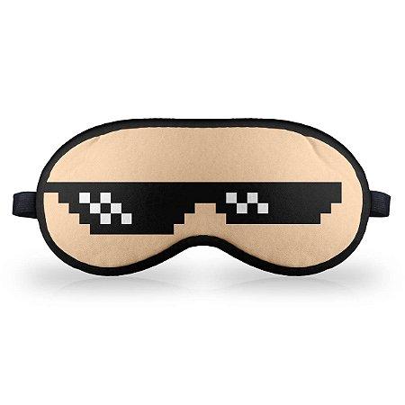Máscara de Dormir em neoprene - Deal With it