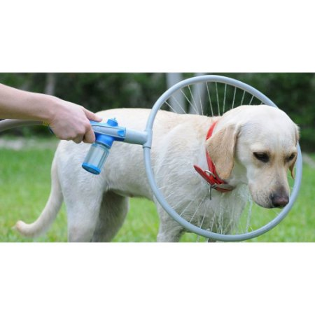 Chuveiro para Cachorros Woof Washer 360