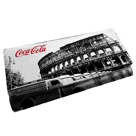 Carteira Coca-Cola Roma Coliseum