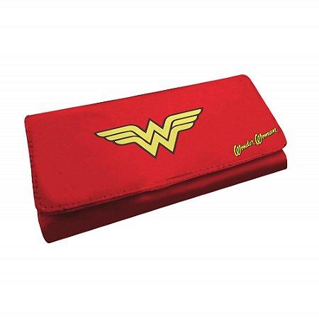 Carteira DC Comics Mulher Maravilha Wonder Woman