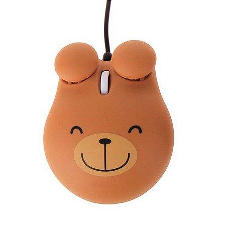 Mouse USB Choco Teddy Bear