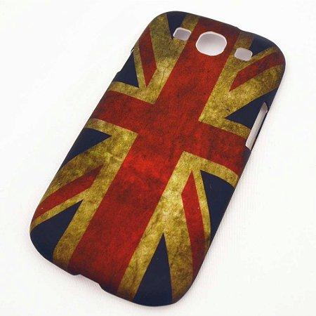 Capa para Galaxy S3 Bandeira Reino Unido